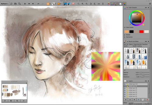 Бесплатно скачать программу рисования